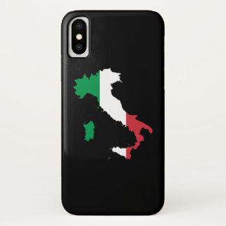 旗色のイタリア iPhone X ケース