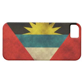 旗-アンチグア及びバーブーダ iPhone SE/5/5s ケース