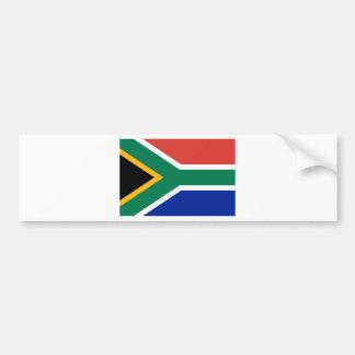 旗-南アフリカ共和国 バンパーステッカー