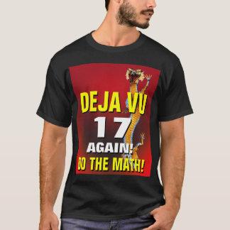 既視感の誕生日 Tシャツ