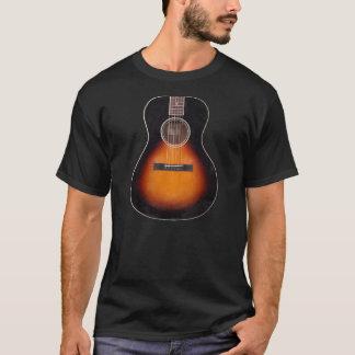 日が差すことのアコースティックギターのTシャツ Tシャツ