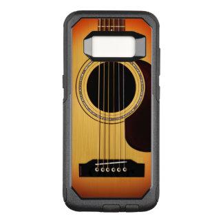 日が差すことのアコースティックギター オッターボックスコミューターSamsung GALAXY S8 ケース