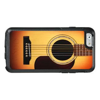 日が差すことのアコースティックギター オッターボックスiPhone 6/6Sケース