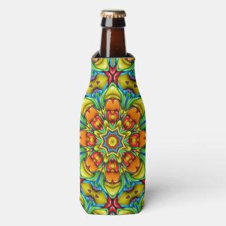 日が差すことのカラフルなボトルのクーラー ボトルクーラー