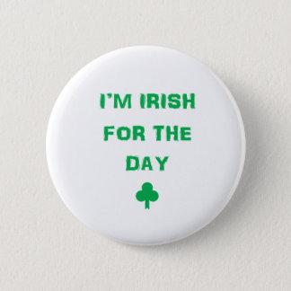 日のアイルランド語 缶バッジ