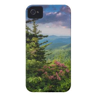 日の出のアメリカ・シャクナゲ Case-Mate iPhone 4 ケース