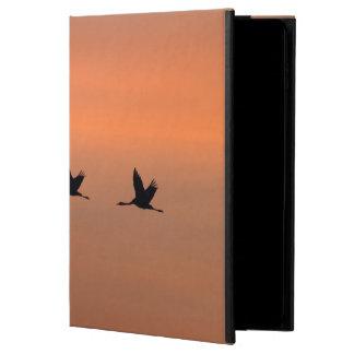 日の出のクレーン POWIS iPad AIR 2 ケース