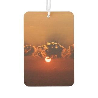 日の出のスタイル カーエアーフレッシュナー