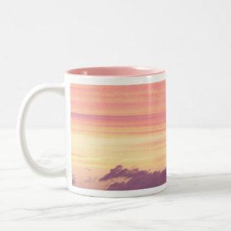 日の出のマグ ツートーンマグカップ