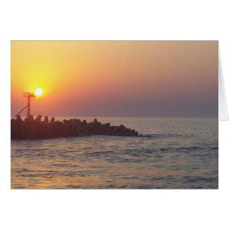 日の出の入口 カード