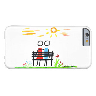 日の出の着席 BARELY THERE iPhone 6 ケース