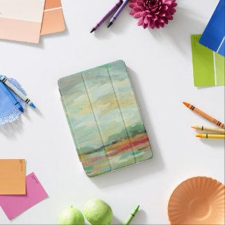 日の出分野の抽象芸術のプリント シルビアVassileva iPad Miniカバー