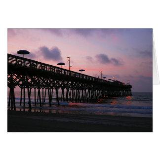 日の出桟橋 カード