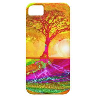 日の出生命の樹 iPhone SE/5/5s ケース