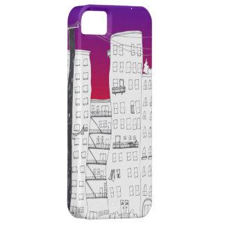 日の出都市例 iPhone SE/5/5s ケース