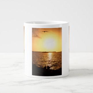 日の出 ジャンボコーヒーマグカップ