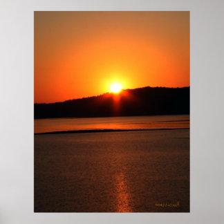 日の出 ポスター