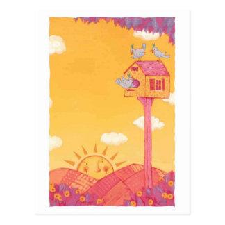 日の出 ポストカード