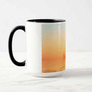 日の出 マグカップ