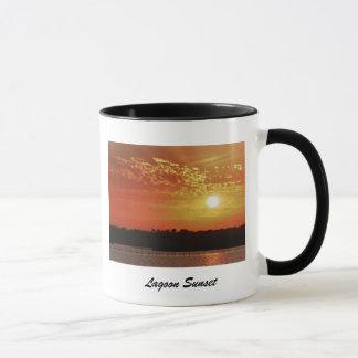 日の出-日没 マグカップ