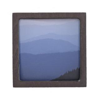日の出、素晴らしい南アパラチア山脈 ギフトボックス