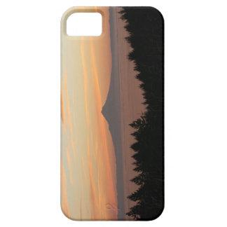 日の出Mtのフード iPhone SE/5/5s ケース