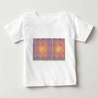 日の出nの日没2011年1月03日の陰 ベビーTシャツ