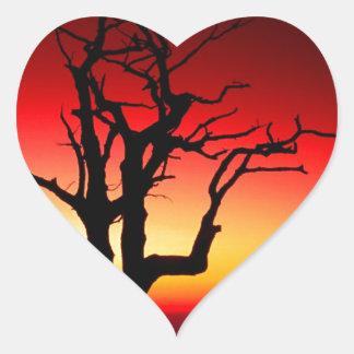 日の出Shenandoah ハートシール
