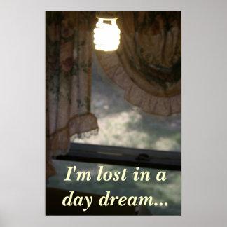 日の夢ポスター ポスター
