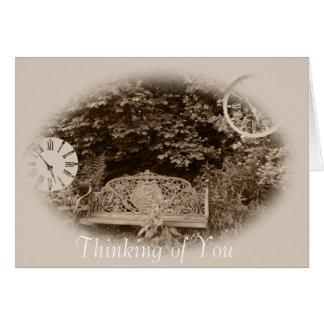 日の記憶を示すオールドスタイルの写真 カード