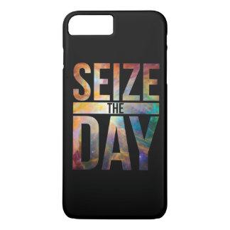 日の黒を握って下さい iPhone 8 PLUS/7 PLUSケース