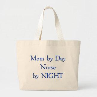 日までにお母さん ラージトートバッグ