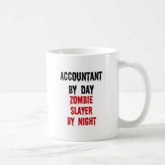 日までに会計士 コーヒーマグカップ