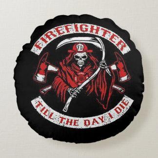 日まで消防士私は死にます(CFD) ラウンドクッション