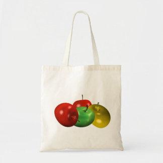 日りんご トートバッグ