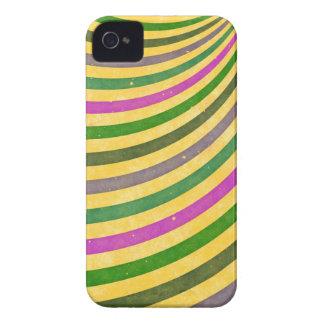 日を明るくするファンシーな渦巻の多彩なデザイン Case-Mate iPhone 4 ケース