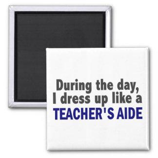 日中私は先生の補佐官のように服を着ます マグネット