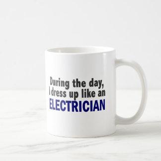 日中電気技師 コーヒーマグカップ