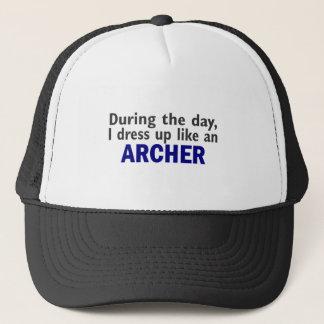 日中ARCHER キャップ