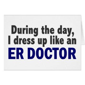 日中ERの医者 カード