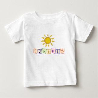 日光のベビーのTシャツ ベビーTシャツ