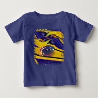 日光の幸福のベビーのワイシャツ ベビーTシャツ
