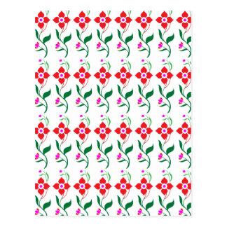 日光の春の花 ポストカード
