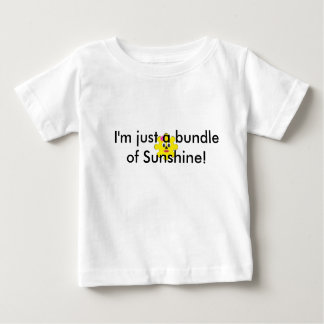 日光の束 ベビーTシャツ