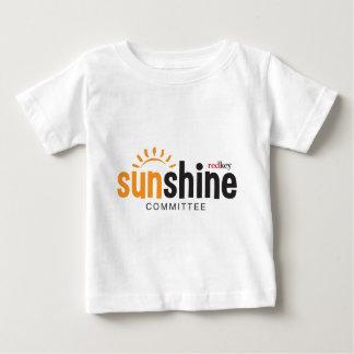 日光の衣服 ベビーTシャツ
