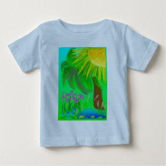 日光の開花 ベビーTシャツ