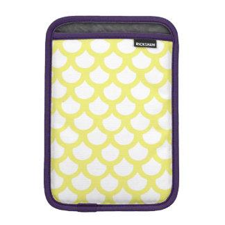 日光の魚スケール1 iPad MINIスリーブ