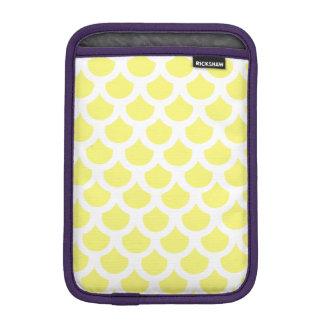 日光の魚スケール2 iPad MINIスリーブ