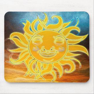日光のCeletial日曜日のニューエイジ マウスパッド