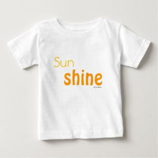 日光のTシャツ ベビーTシャツ